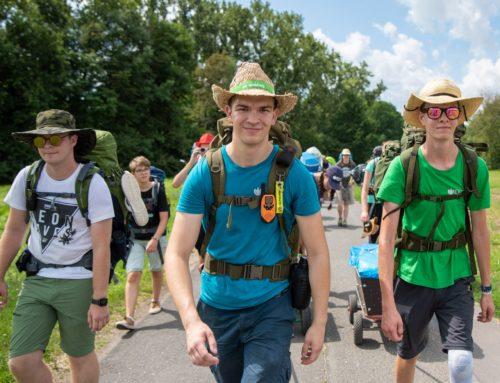 Turniere, Kuchen und Schafe – Unser Weg von Mainaschaff nach Aschaffenburg Damm